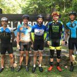 75 Mile Winners - Kenneth Jesensky, Wes Sturgill, Josh Terry, Bradly Mathisen , Phillip Prince